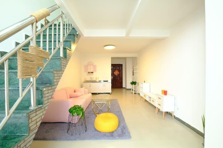 「小玖玖」长安金座  长乐宫  摩尔城  复式馨享loft  近将军衙署  艺术学院