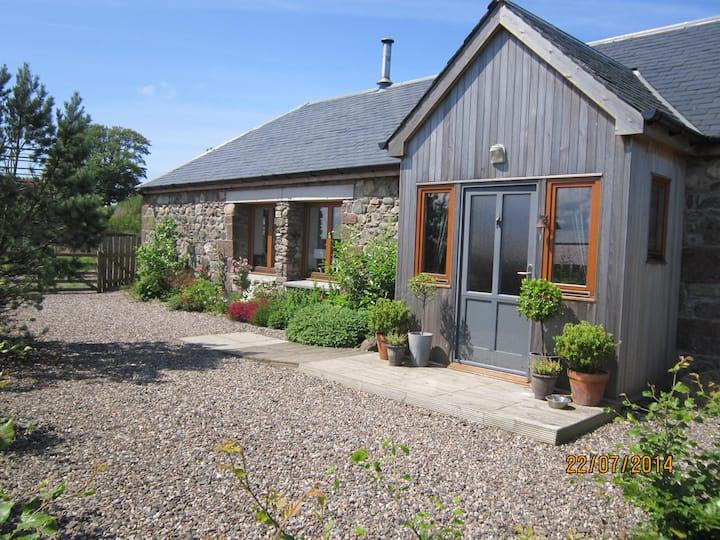 Culhawk House, Over Ascreavie, Angus Glens