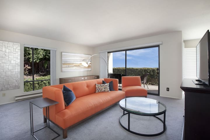 Executive Bay Suite , Euro Design- 10 min to SF
