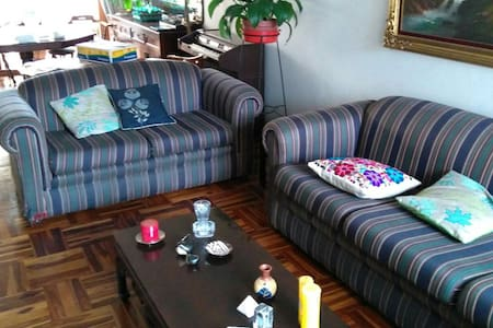 Cozy house in Salamanca, 1 big room - Distrito de Lima - Дом