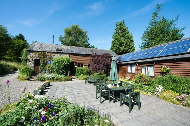 Kit Cottage, Mocktree Barns, nr Ludlow