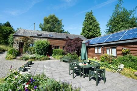 Kibble Mill Cottage, Mocktree Barns, nr Ludlow