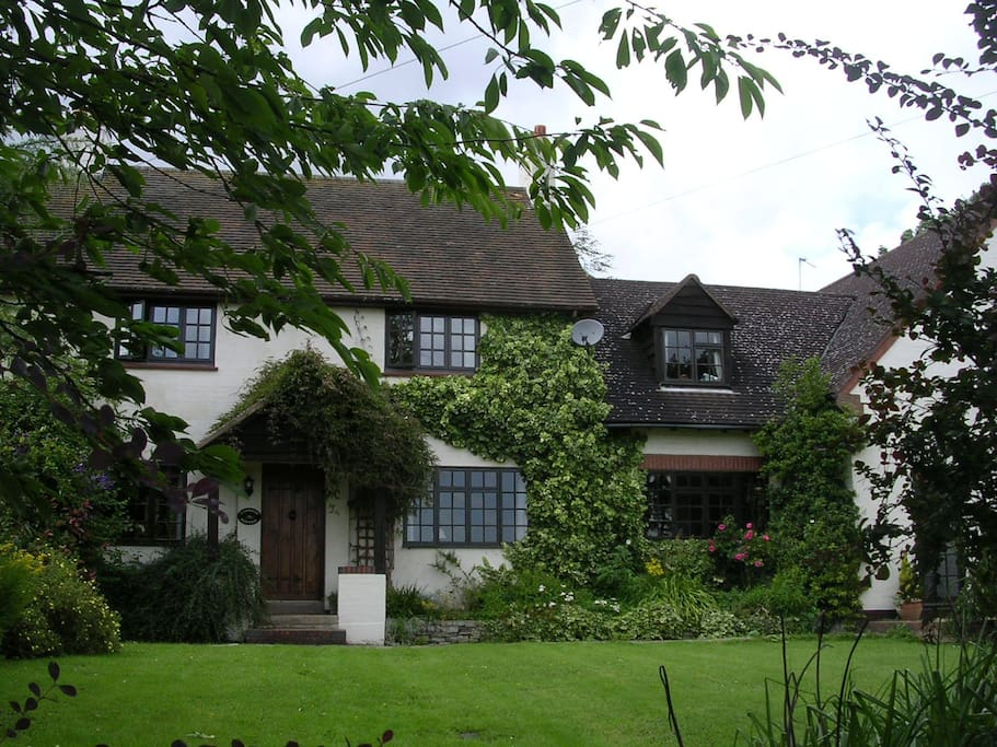 Bed And Breakfast Warwickshire Countryside