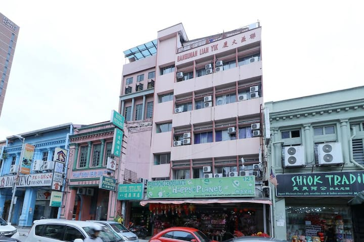 Double Room at Hotel Petaling
