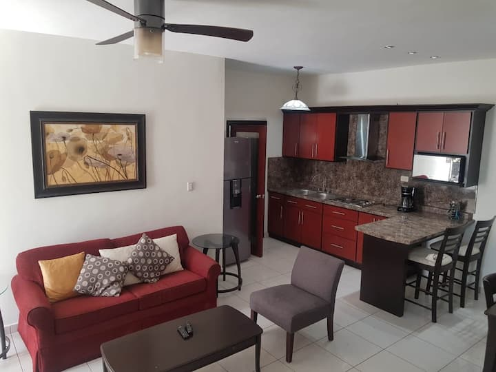 Casa 100% equipada en Loma Bonita, San Carlos, Son