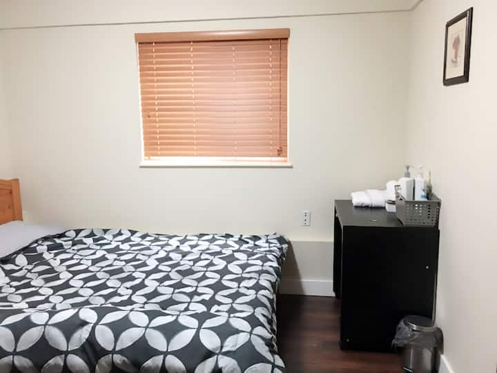 **room #1**is available (Vancouver, BC)
