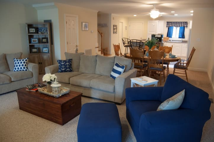 Heron Hideaway - West OCMD  - 3 Bed Townhouse