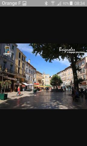 Au coeur du centre Var - Brignoles - บ้าน