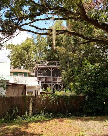 Tree House~Downtown Gainesville*2 - Gainesville