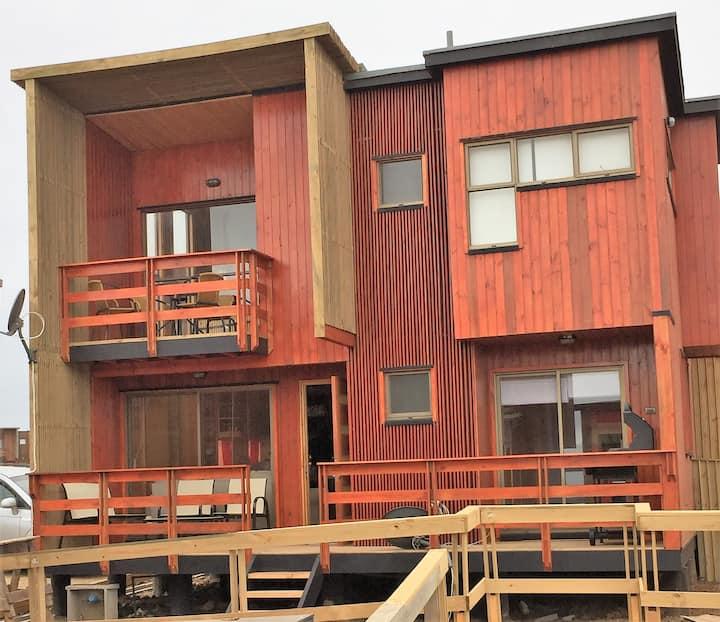 Casa en Condominio frente al mar