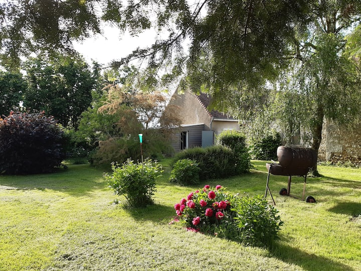 Charmante maison à la ferme