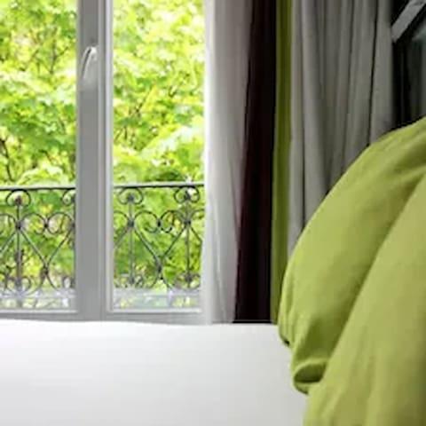 Belle chambre Moderne à Montparnasse