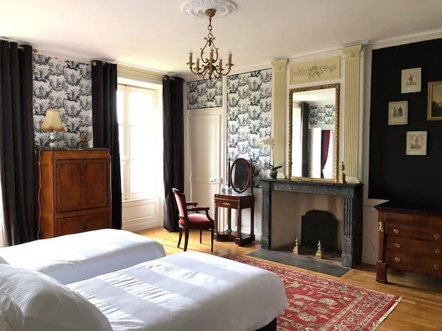 Chambre de la Fresnaye