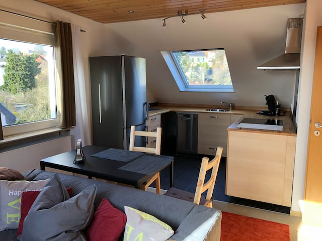 Charmantes Appartement in Wuppertal