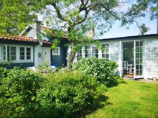Arild Bed and Breakfast Garden Room