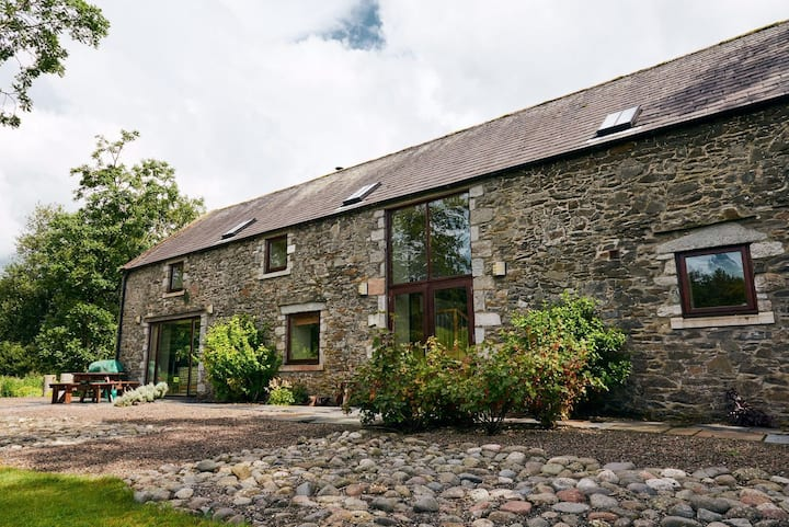 Kirkland Mill, spacious 3 bedroom mill conversion