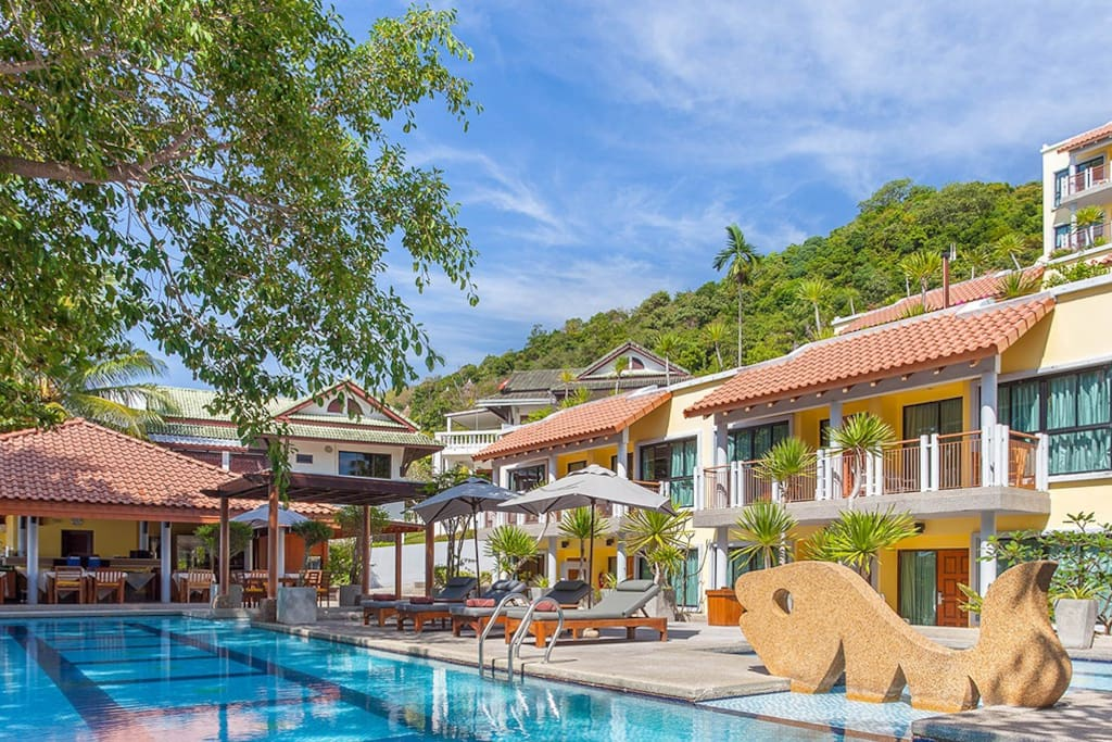 There is a great choice of things to do at By The Sea Hotel , The location of our hotel is spectacular, on a peaceful peninsula overlooking the turquoise Andaman Sea and the alluring lush mountains of Southern Phuket.