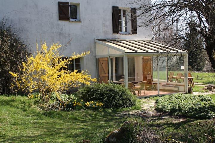 La Font Blanche - Belvis - Huis