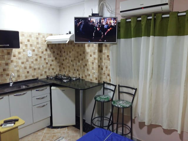 Apartamento 101.Quarto individual samambaia sul Df