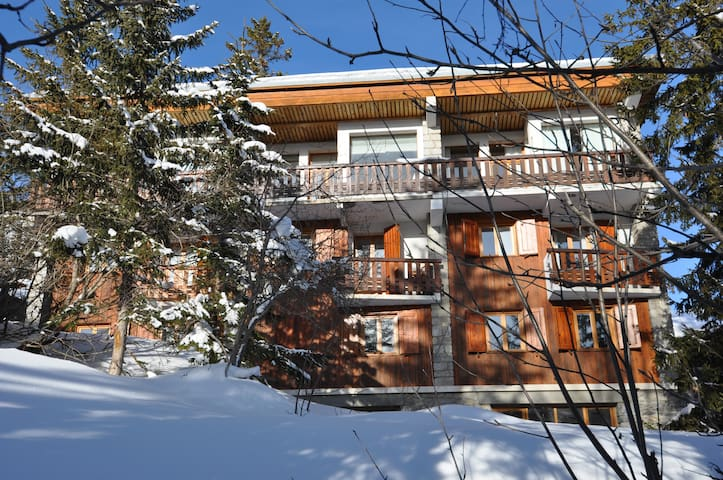 Chalet 150m2 à Courchevel 1850