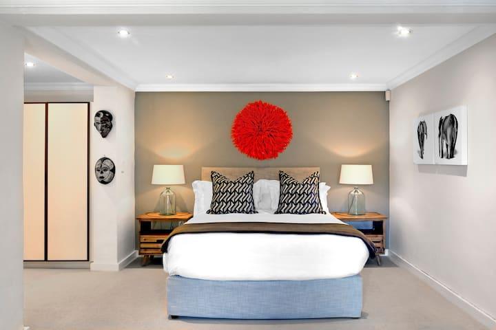 Superior Double Suite 3 @Residence Vive La Vie