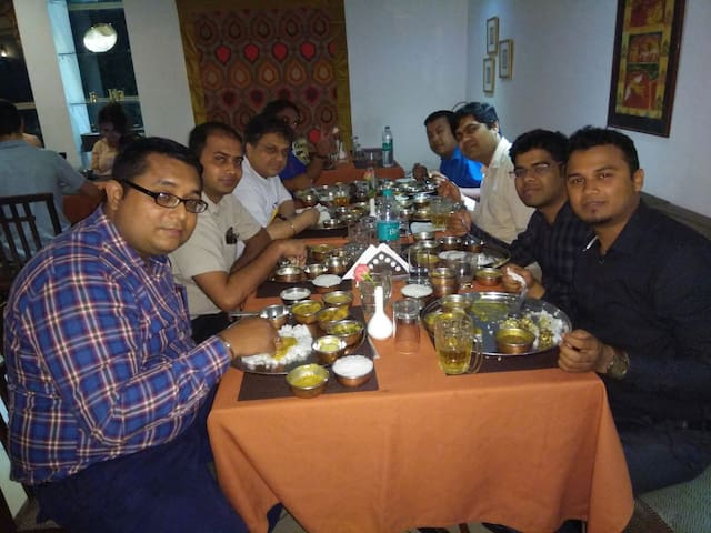 Experience Traditional Assamese Cuisine | Ethnic Naga Cuisine in some of the best restaurants of Guwahati.