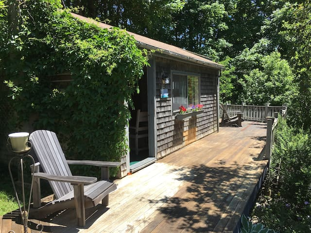 Long Cove Artist Cottage - Deer Isle - Cabana