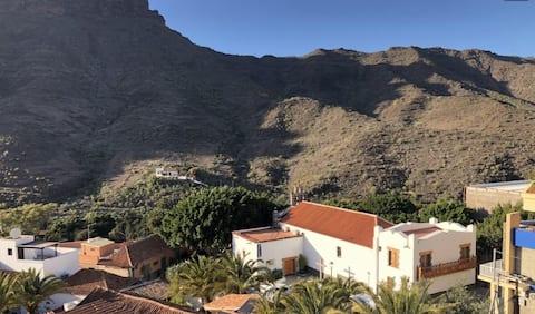 Vista desde Apartamentos Ancora Mogán