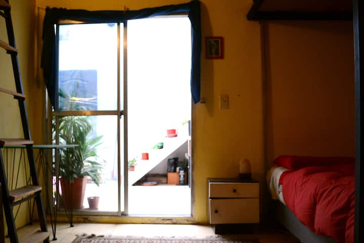 Greenzone - Habitación privada (hasta 3 personas)