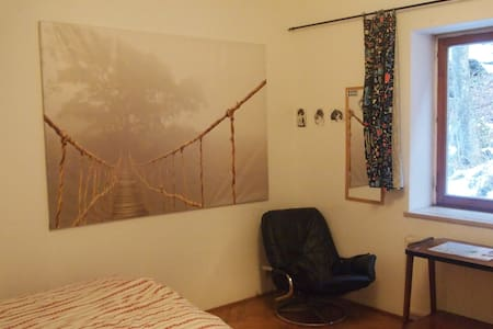 Nice Room Close to Center - Salzburgo