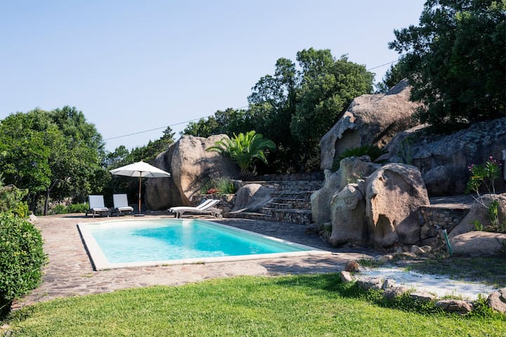 Exclusive Villa with Swimming Pool - Arzachena - House
