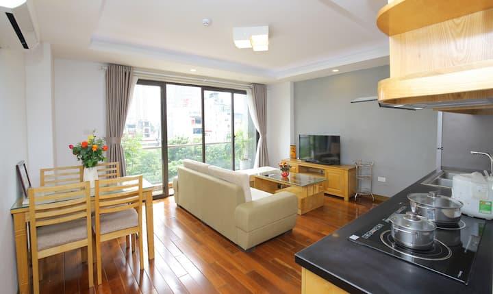 Apartment inTruc Bach, Nguyen Truong To, Ly Nam De