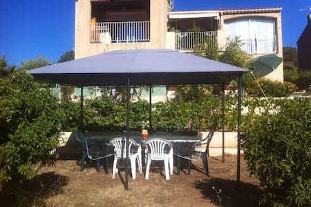 Superbe T2 de 55m2 dans villa - Santa-Reparata-Di-Balagna
