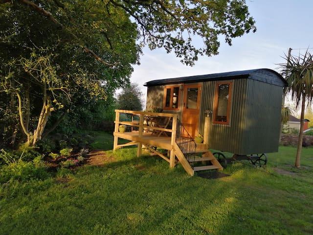Lake View Shepherds Huts