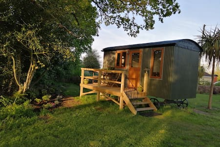 Lake View Shepherds Huts