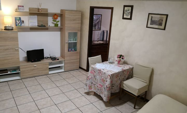 Appartamento da Raffaella (CIR: O12133-CNI-OOO39)