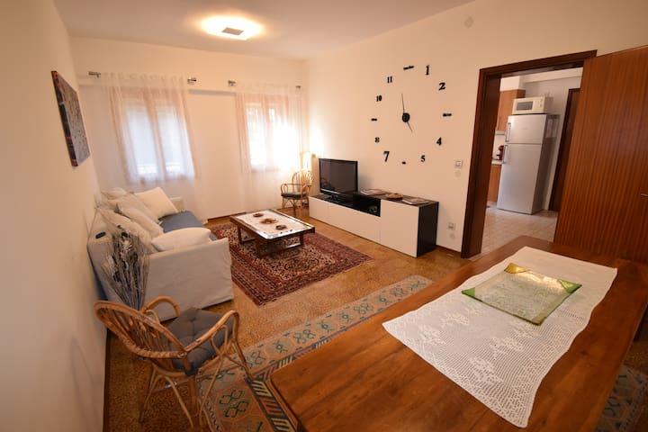 A ridosso centro storico Borgo Berga apartments