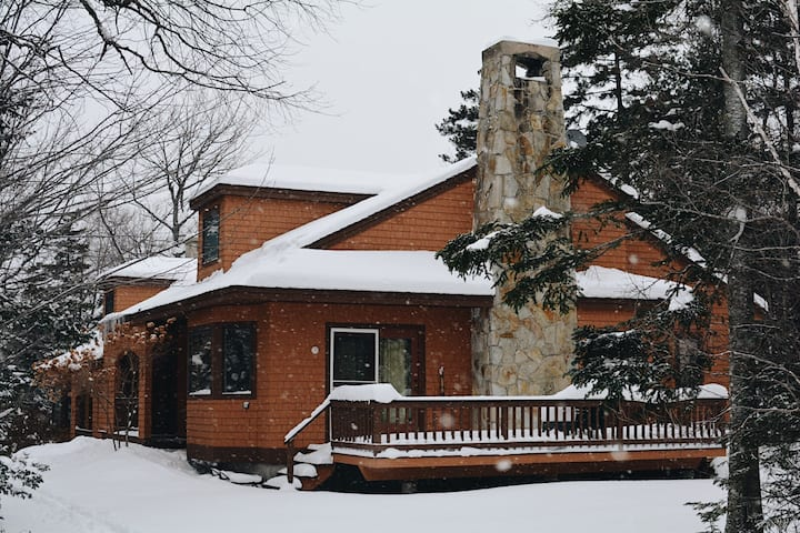 Ski-In/Ski-Out Cottage at Bretton Woods Resort