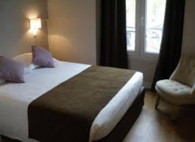 Chambre à louer pour vos vacances et séjours.