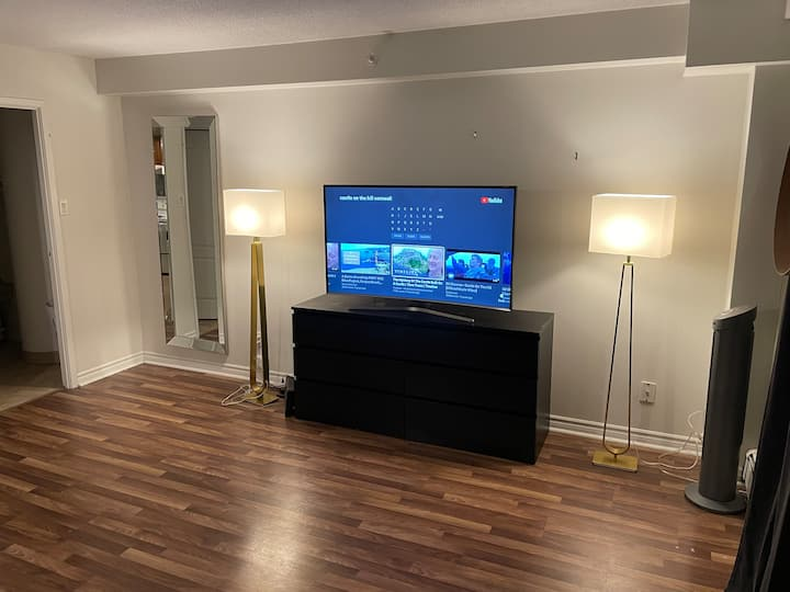 Spacious Studio in the heart of Halifax