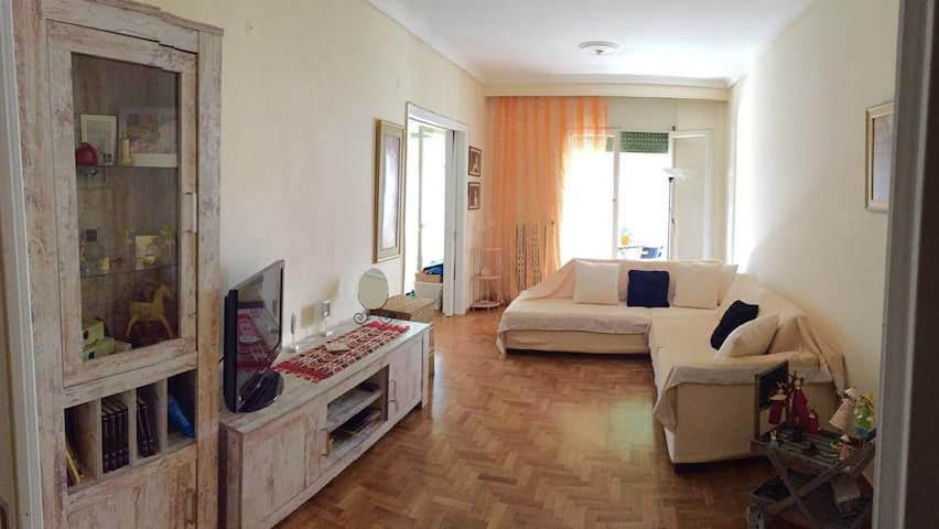 ενοικίαση δωματίου - 塞薩洛尼基(Thessaloníki) - 公寓