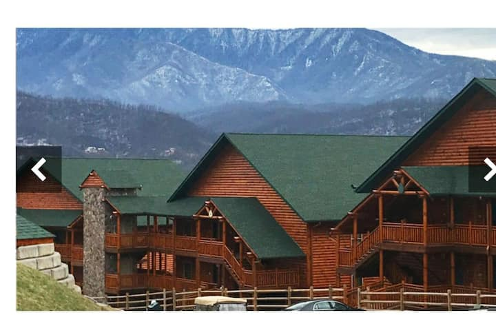 Beautiful resort located in Gatlinburg, TN