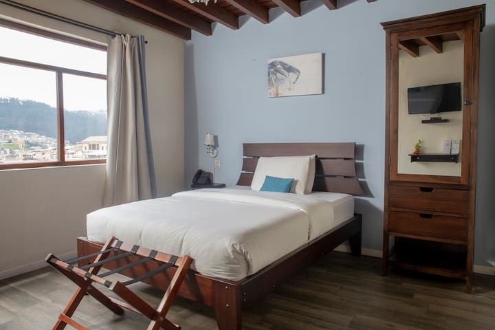 Hotel Colonial San Agustin - Single Room