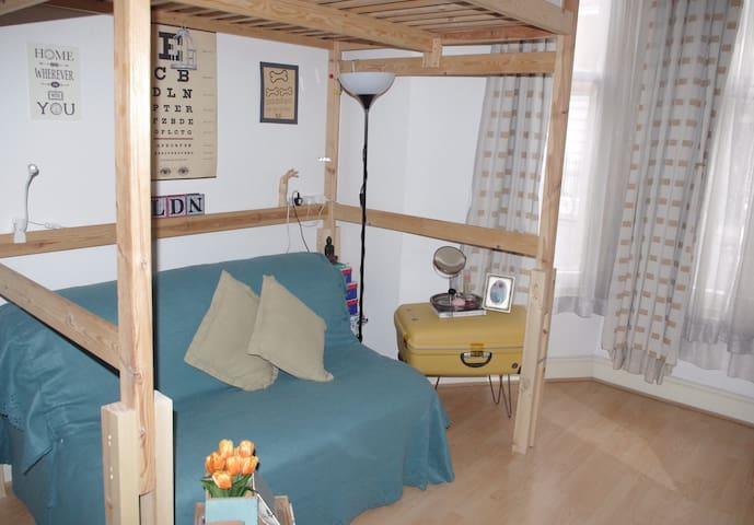 Cool double studio for vip guest! - Londra - Appartamento