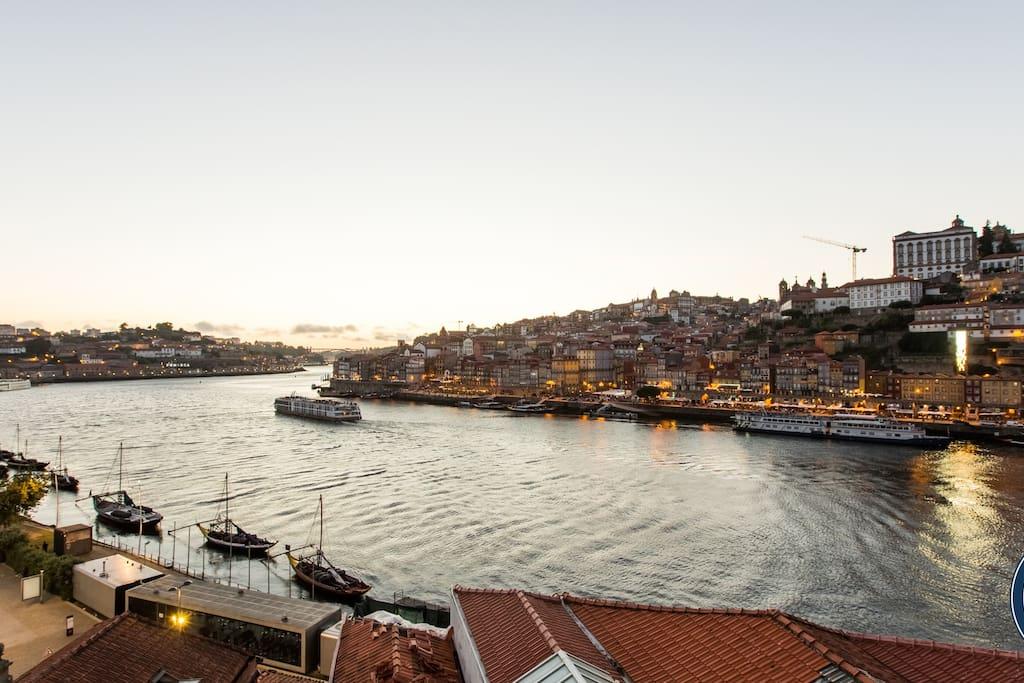 Douro Riverside View