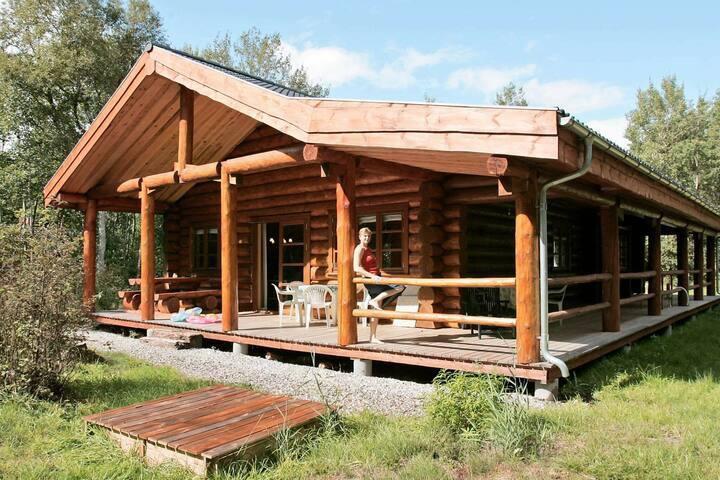 Spaziosa casa vacanze a Hadsund con idromassaggio al coperto
