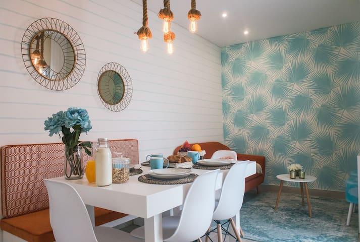 Alojamento Batata - Apartamento Peixe Imperador