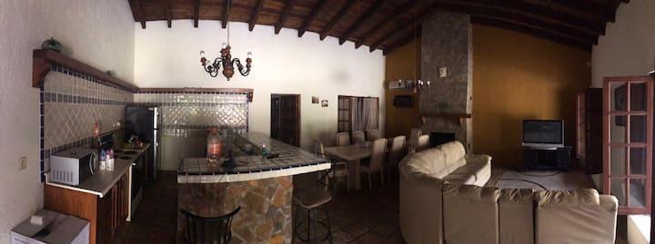 Casa en Santiago NL.