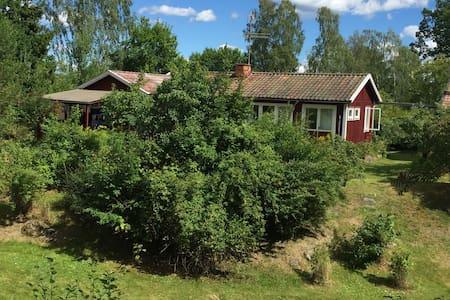 Lättillgängligt och trevligt hus - Trosa