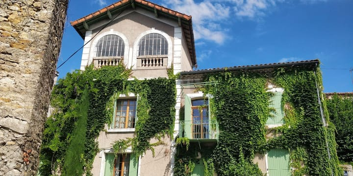Beautiful ancient house in the south of France